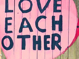 LOVING OTHERS: quotes from Luke 6