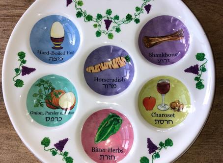 Pre-Passover Presents