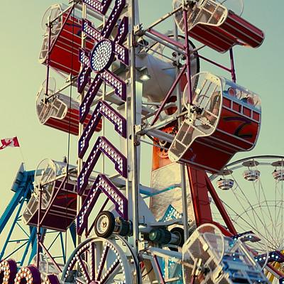 Klondike Days, Edmonton, Canada