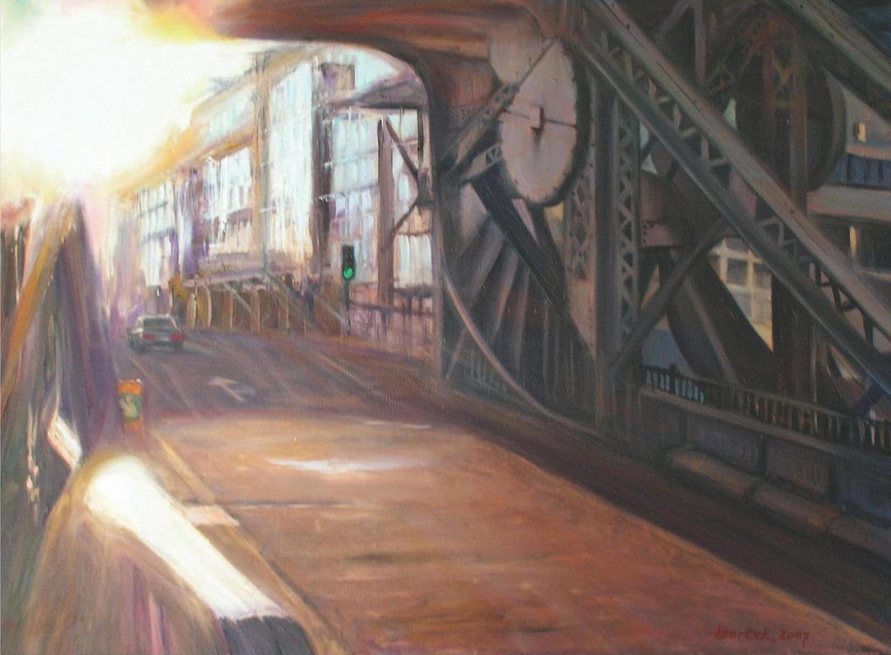 Docklands (50x70)