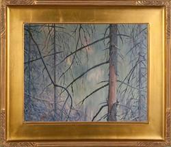 Tatrzańskie świerki (40x50)