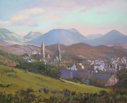 Clifden, Connemara (100x120)+