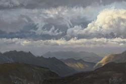 Panorama Hohe Tauern (27 x 41 cm)