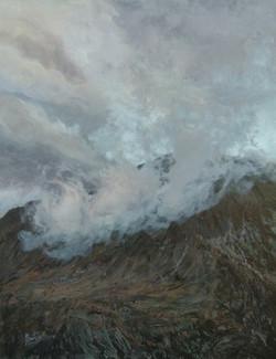 Skłębione chmury nad Hohe Tauern (65