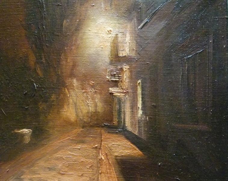 Podwórko (25x30)