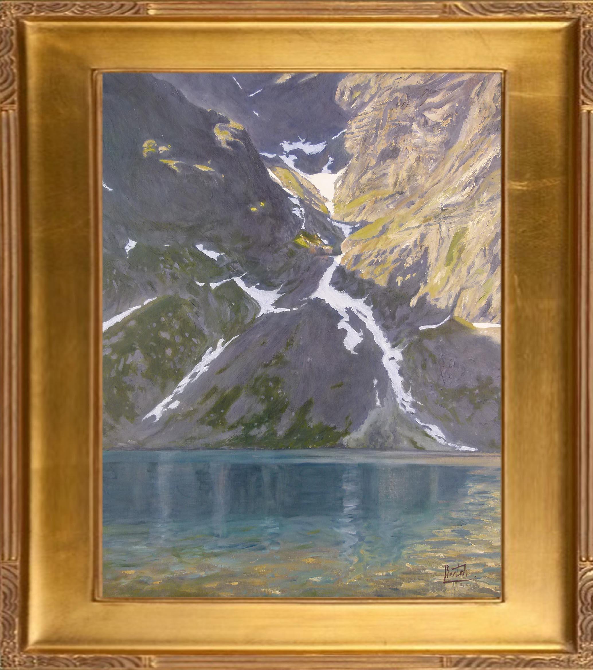 Czarny Staw pod Rysami (65x50)