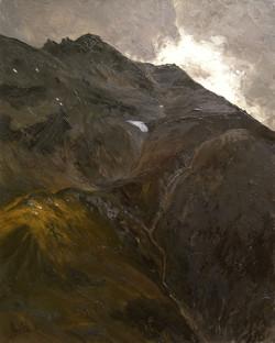 Hohe Tauern (50x40 cm)