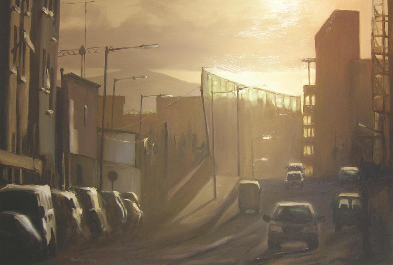 East Road (100x150)