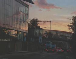 Pearse Street (100x120)
