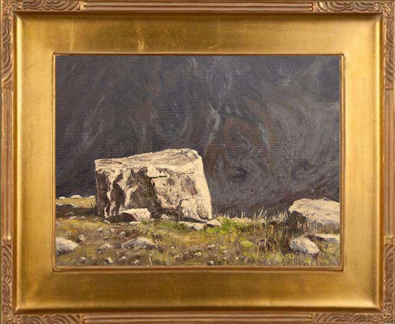 Głazy w Dolinie Pięciu Stawów (18x24