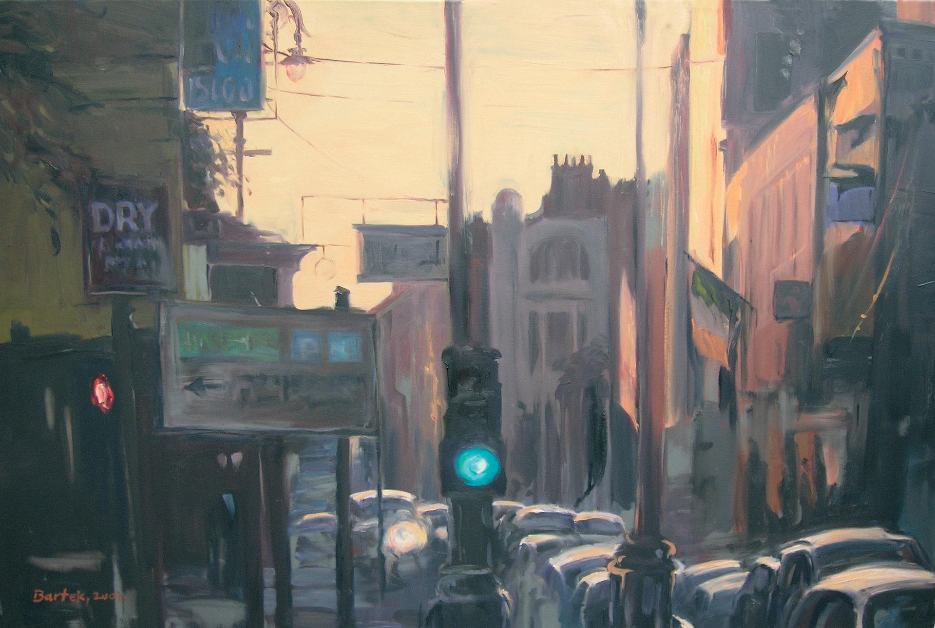Baggot Street (100x150)