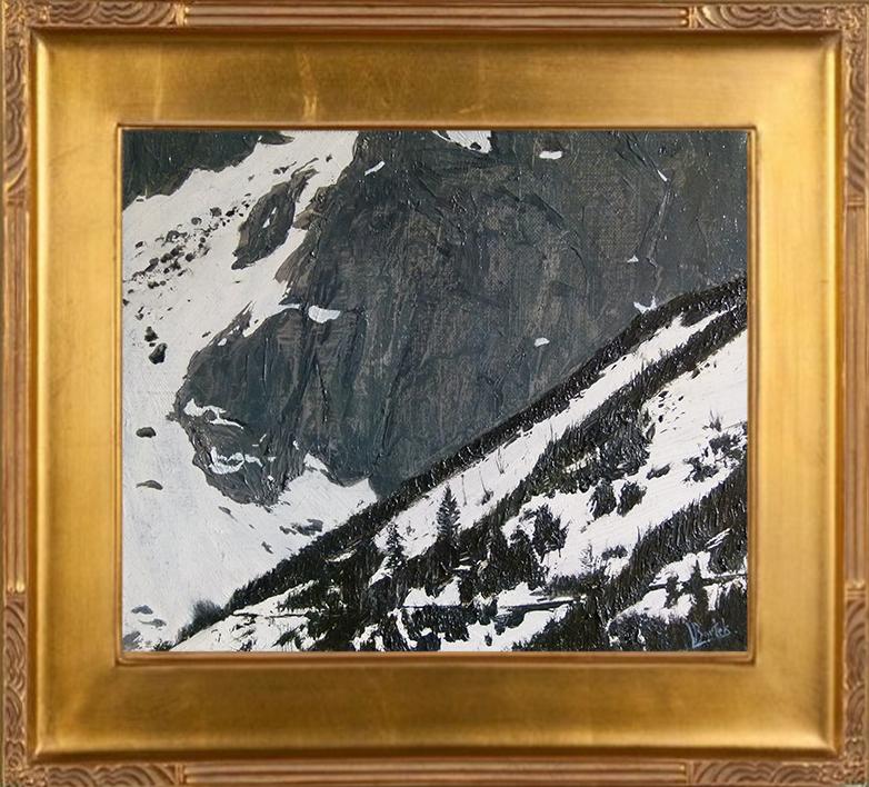 Mnichowy Żleb (25x30)