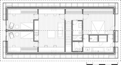 hiša_PINTAR_tloris_nadstropja