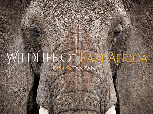 Wildlife of East Africa to Help Massai tribe = Buy this book