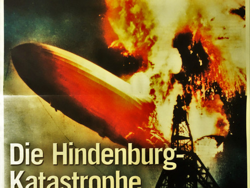 Hindenburg stürzt ab!