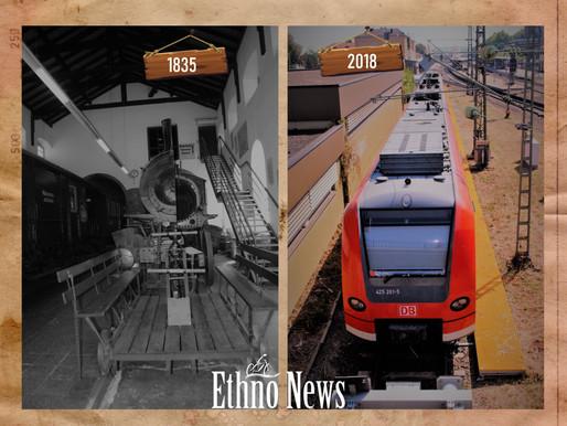 Germany, your Railway History!