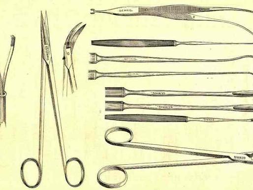 Weibliche Genitalverstümmelung im Westen, 1600-2000