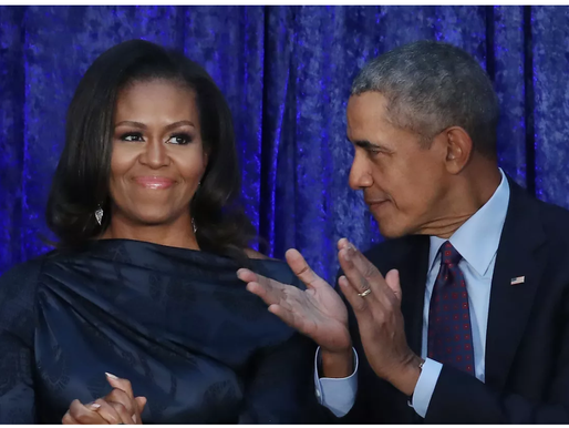 Michelle Obama: Yes, she can!