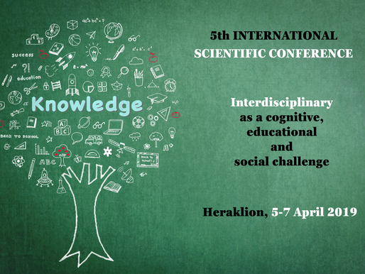 Interdisciplinary: a cognitive, educational and social challenge