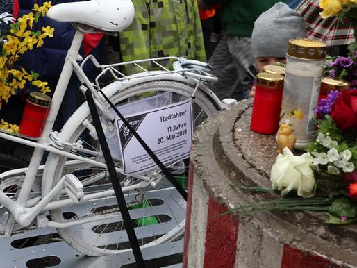 Zu jung zum Sterben: 11-jähriger Radler übersehen und ermordet