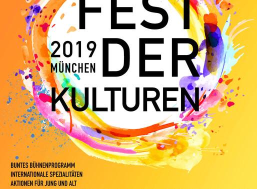 Fest der Kulturen am 23. Juni 2019