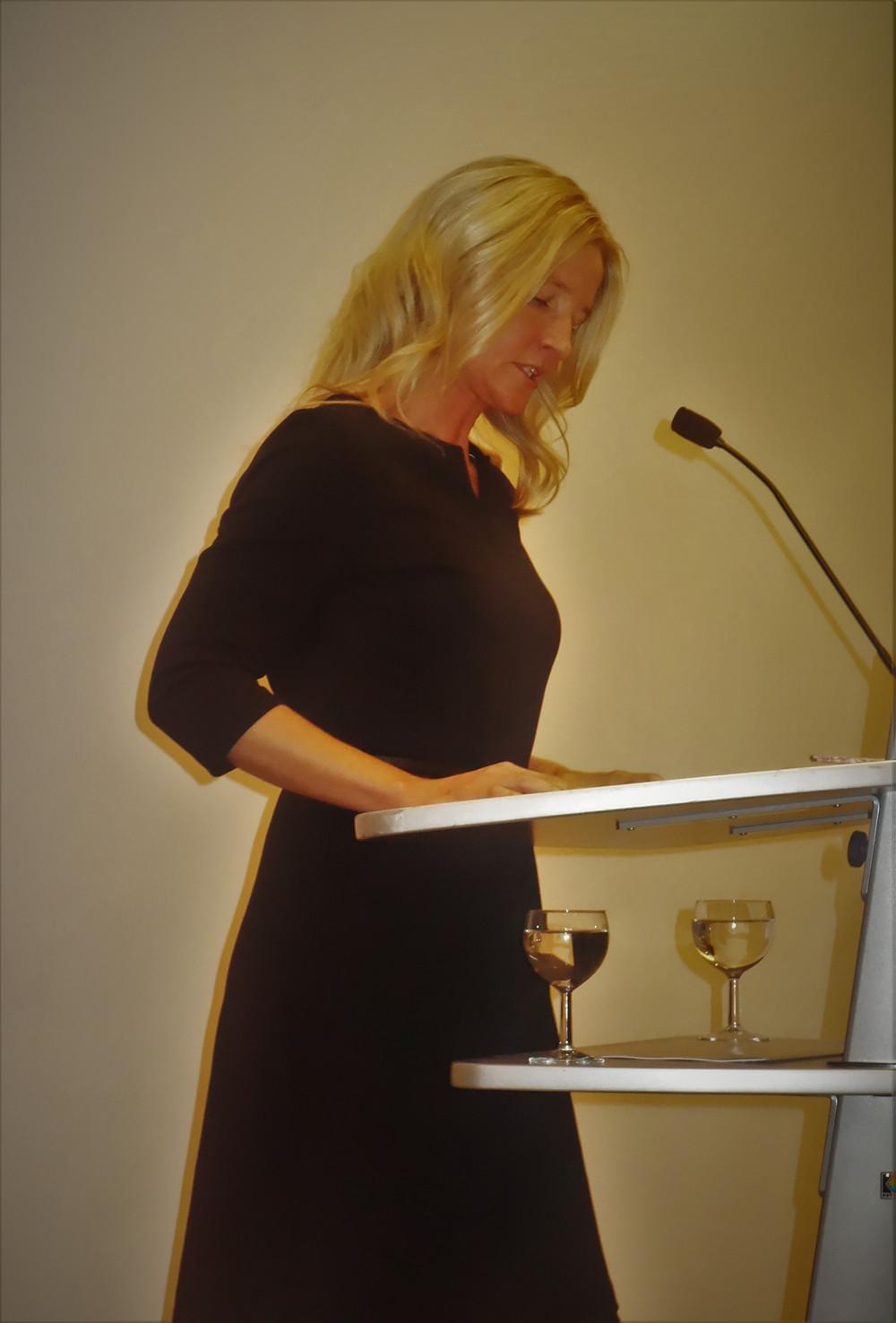 Historikerin und Künstlerin Monika Mendat. Foto: Ethno Arts by JOPA
