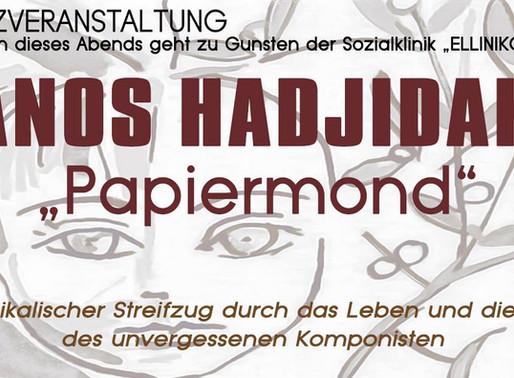 Hadjidakis für den guten Zweck