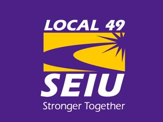 Jackie Leung Endorsed by SEIU Local 49