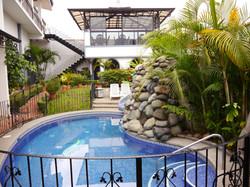 Hotel Santo Tomas Grounds