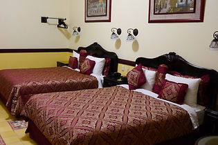 Deluxe Twin, Upstairs, 2 Queen Size Beds, In Room Free Fast Reliable Wi-Fi