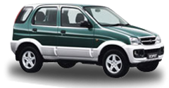 Daihatsu 4 Door Terios