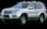 Toyota Prado 3 Door 4x4