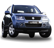 Suzuki Grand Vitara II 5 Door
