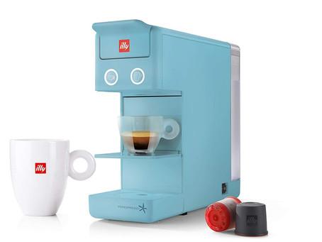 The new illy iperespresso machine