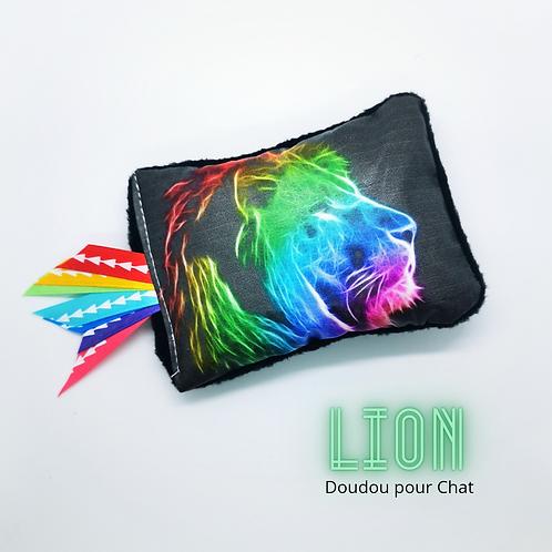 DOUDOU LION XXL