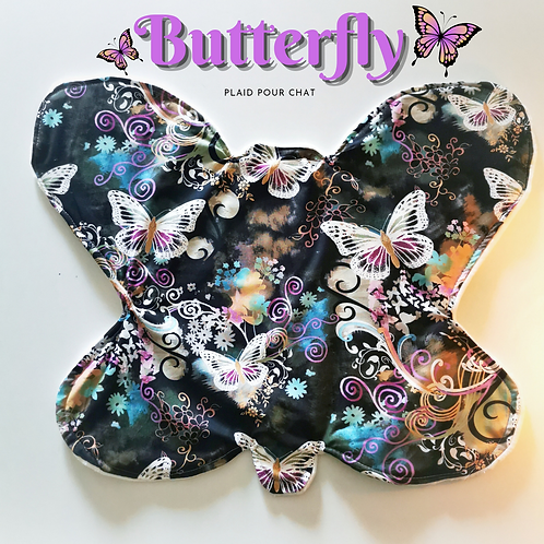 PLAID BUTTERFLY