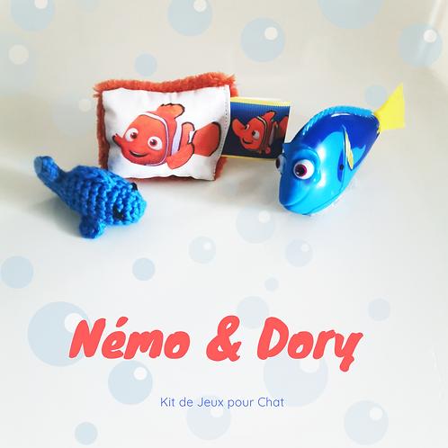 KIT NEMO & DORY