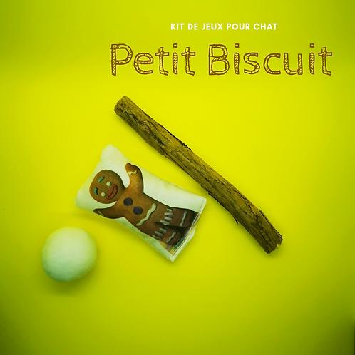 KIT DE JEUX PETIT BISCUIT