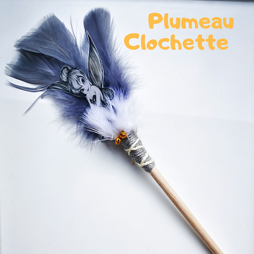 PLUMEAU FÉE CLOCHETTE