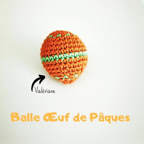 BALLE ŒUF DE PÂQUES