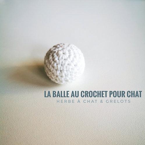 LA BALLE CROCHETÉE
