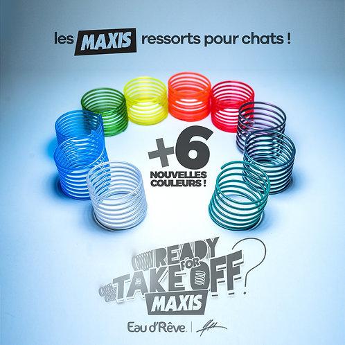 MAXIS RESSORTS x3