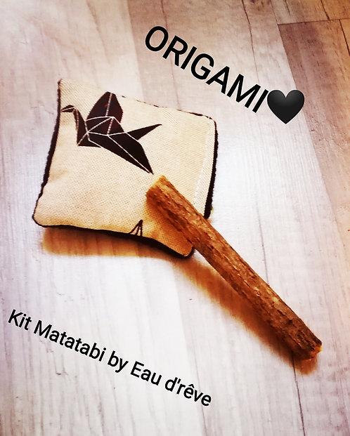 Kit de jeux ORIGAMI 🖤