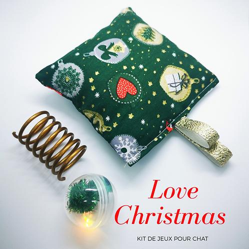 KIT DE JEUX LOVE CHRISTMAS