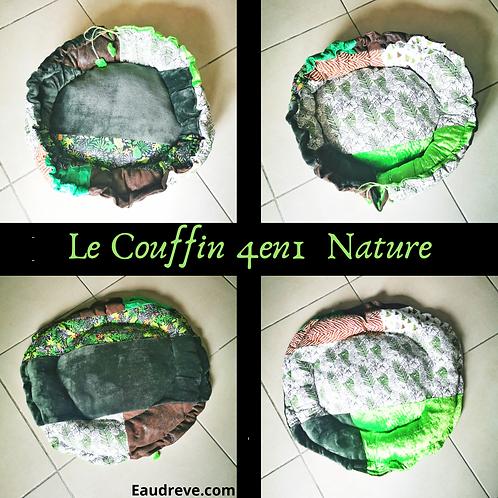 COUFFIN 4EN1 PATCHWORK MAGIC