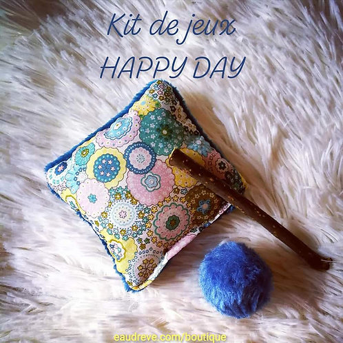 KIT DE JEUX HAPPY DAY