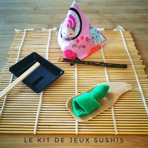 KIT DE JEUX SUSHIS