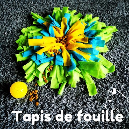 TAPIS DE FOUILLE