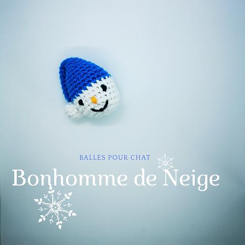 BALLE BONHOMME DE NEIGE