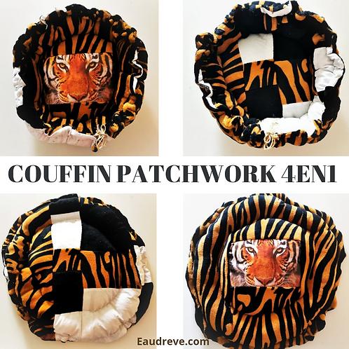 COUFFIN 4EN1 TIGER